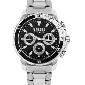 Versace Versus 45mm Steel Watch